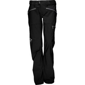 Norrøna W's Falketind Flex1 Pants Caviar (7718)